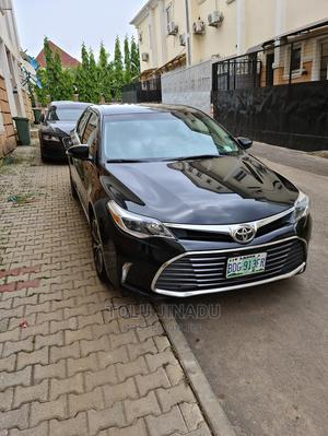 Toyota Avalon 2016 Black | Cars for sale in Abuja (FCT) State, Apo District