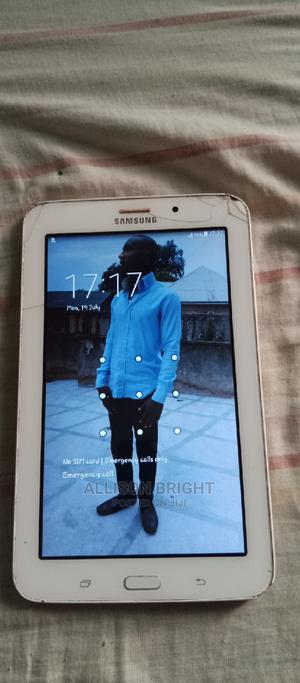 Samsung Galaxy Tab 3 v 8 GB White | Tablets for sale in Imo State, Owerri