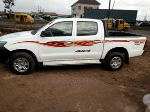 Toyota Hilux 2008 White   Cars for sale in Lagos State, Alimosho