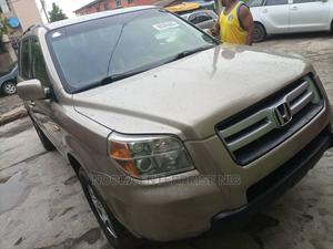 Honda Pilot 2005 Gold | Cars for sale in Lagos State, Amuwo-Odofin