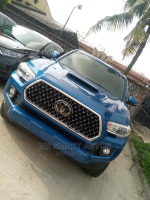 Toyota Tacoma 2018 Limited Blue | Cars for sale in Lagos State, Amuwo-Odofin