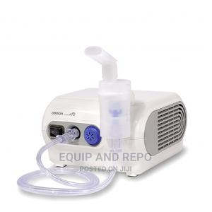 OMRON C28P Compair Nebuliser With Virtual Valve Technology | Medical Supplies & Equipment for sale in Edo State, Benin City