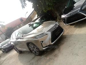 Lexus RX 2018 350 AWD Gold | Cars for sale in Lagos State, Amuwo-Odofin