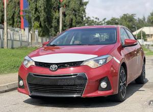 Toyota Corolla 2014 Red | Cars for sale in Abuja (FCT) State, Asokoro