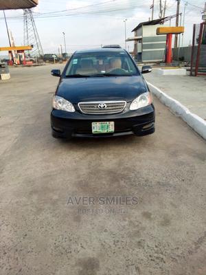 Toyota Corolla 2006 S Black | Cars for sale in Lagos State, Ikorodu