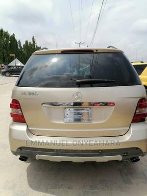 Mercedes-Benz M Class 2006 Gold | Cars for sale in Lagos State, Ajah