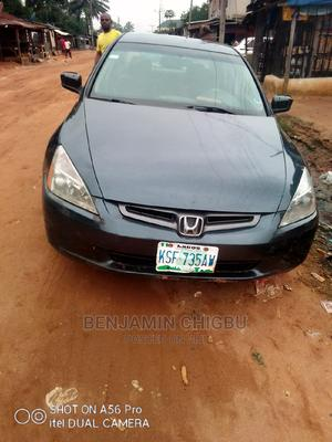 Honda Accord 2003 2.4 Automatic Green | Cars for sale in Imo State, Owerri