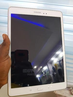 Samsung Galaxy Tab a 9.7 16 GB White | Tablets for sale in Abuja (FCT) State, Lugbe District
