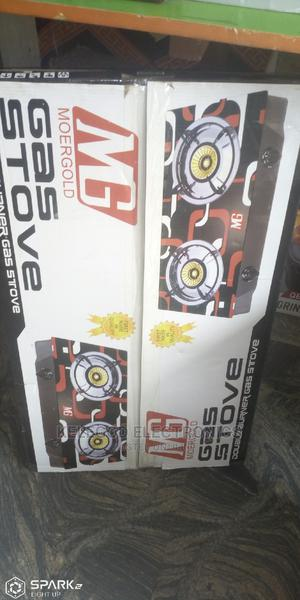 2 Burner Glass Gass Stove   Kitchen Appliances for sale in Lagos State, Ajah