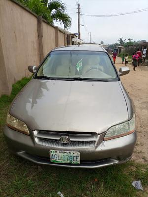 Honda Accord 2000 Coupe Silver   Cars for sale in Lagos State, Badagry