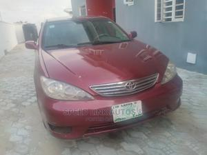Toyota Camry 2006 Red | Cars for sale in Lagos State, Ajah