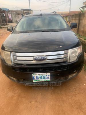 Ford Edge 2009 Black   Cars for sale in Lagos State, Egbe Idimu