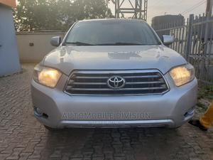 Toyota Highlander 2011 SE Silver | Cars for sale in Lagos State, Ikeja