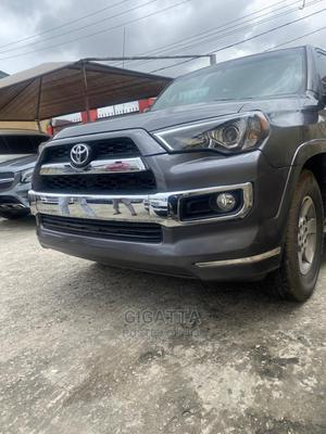 Toyota 4-Runner 2012 Limited 4WD Gray   Cars for sale in Lagos State, Amuwo-Odofin