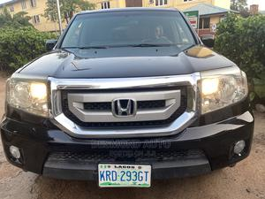 Honda Pilot 2011 EX 4dr SUV (3.5L 6cyl 5A) Black | Cars for sale in Lagos State, Surulere