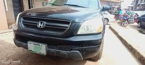 Honda Pilot 2003 EX 4x4 (3.5L 6cyl 5A) Black | Cars for sale in Lagos State, Surulere