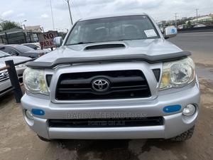 Toyota Tacoma 2006 PreRunner Access Cab Silver | Cars for sale in Lagos State, Ikeja