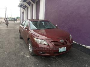 Toyota Camry 2008 2.4 LE Red | Cars for sale in Lagos State, Ifako-Ijaiye