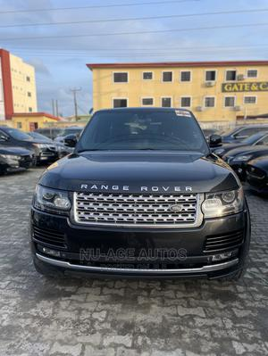 Land Rover Range Rover Vogue 2014 Gray | Cars for sale in Lagos State, Lekki