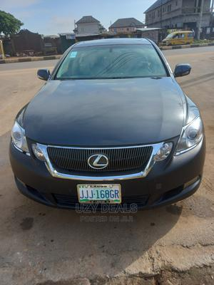 Lexus GS 2010 350 Gray | Cars for sale in Lagos State, Isolo