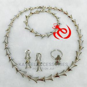 Zirconia Fashion Jewellery Set | Jewelry for sale in Lagos State, Ikeja
