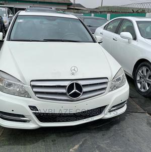 Mercedes-Benz C300 2010 White | Cars for sale in Lagos State, Agboyi/Ketu