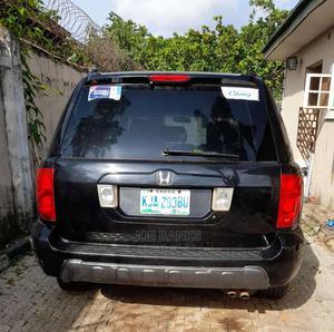 Honda Pilot 2003 Black | Cars for sale in Abuja (FCT) State, Lokogoma
