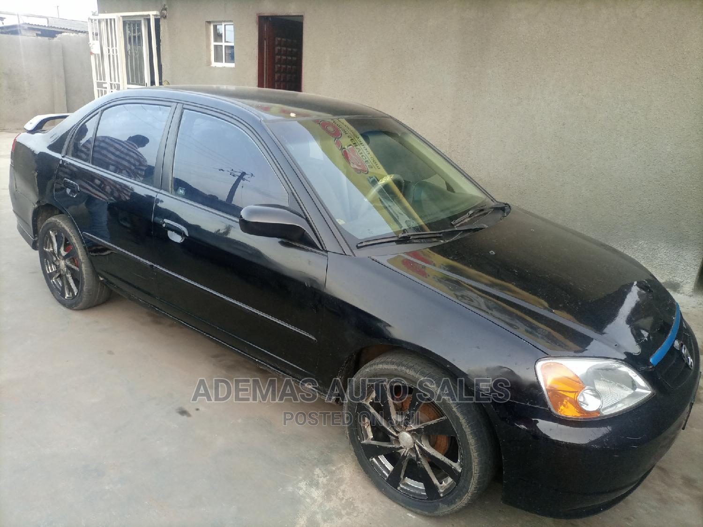 Archive: Honda Civic 2002 Black