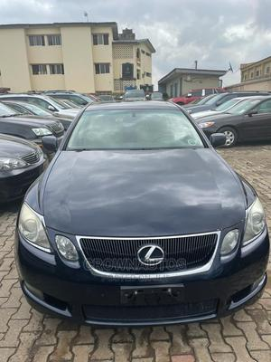 Lexus GS 2005 300 Blue   Cars for sale in Lagos State, Ikeja