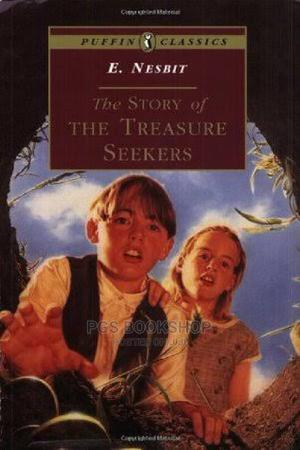 E. Nestbit_the Story of the Treasure Seekers | Books & Games for sale in Lagos State, Ajah