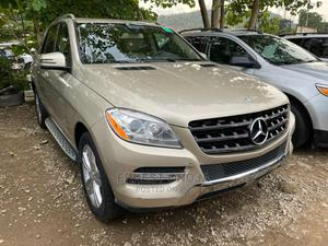 Mercedes-Benz M Class 2013 ML 350 4Matic Gold | Cars for sale in Abuja (FCT) State, Gwarinpa