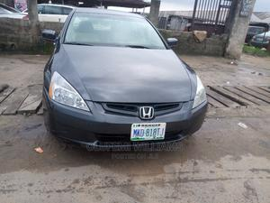 Honda Accord 2004 Automatic Gray   Cars for sale in Rivers State, Port-Harcourt