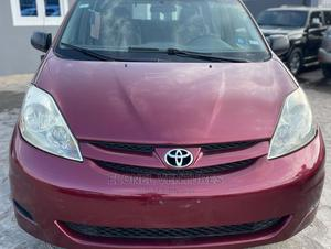 Toyota Sienna 2007 Red | Cars for sale in Lagos State, Ikeja