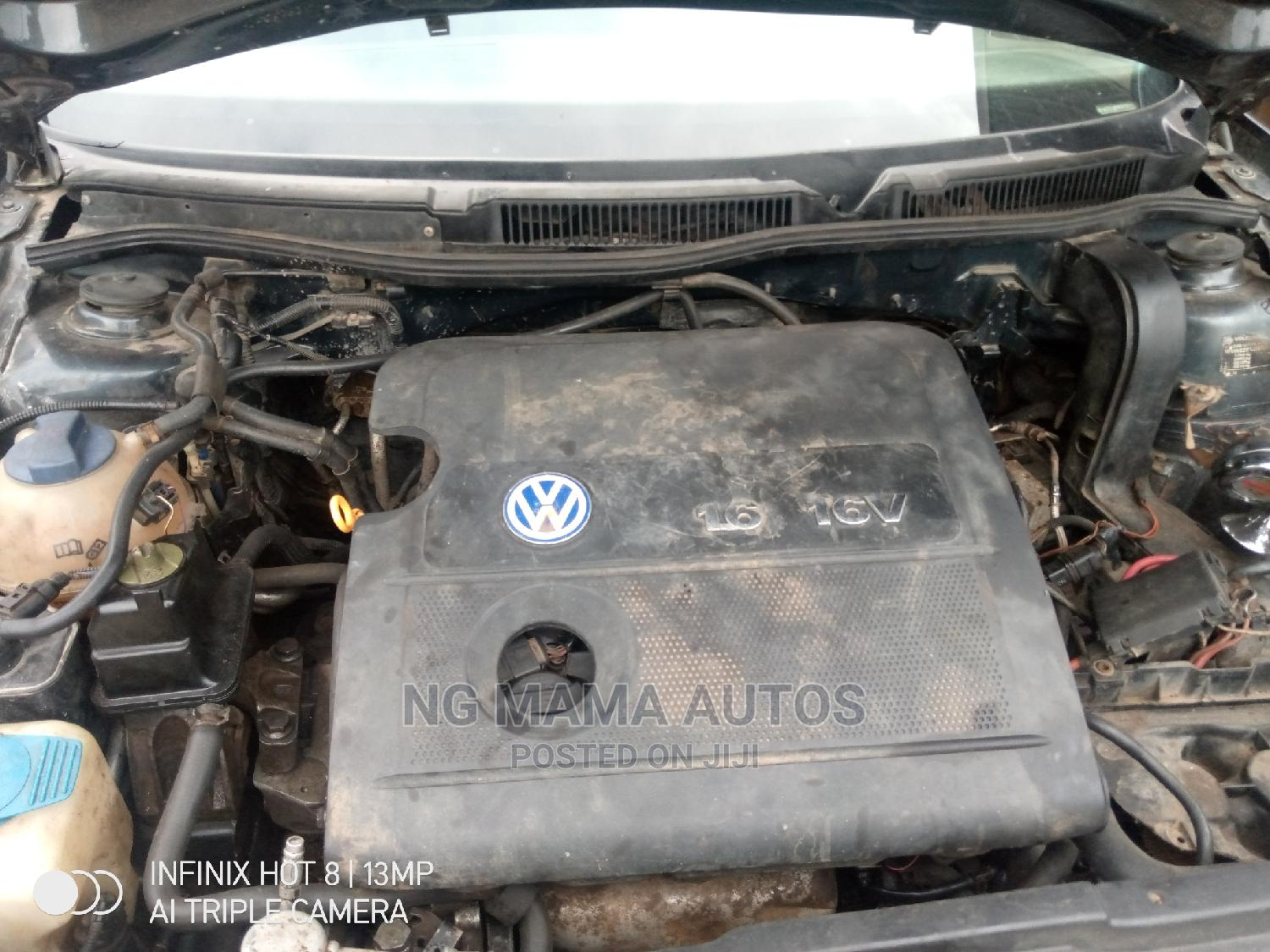 Volkswagen Golf 2005 Blue | Cars for sale in Agege, Lagos State, Nigeria