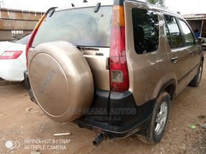 Honda CR-V 2003 Gold | Cars for sale in Lagos State, Agege