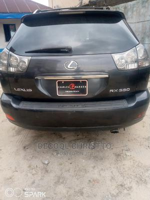 Lexus RX 2005 330 Black | Cars for sale in Rivers State, Port-Harcourt