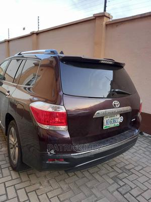 Toyota Highlander 2013 3.5L 4WD   Cars for sale in Rivers State, Port-Harcourt