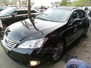 Lexus ES 2012 350 Black | Cars for sale in Lagos State, Apapa