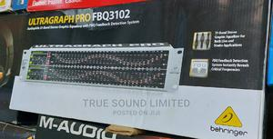 Behringer Equaliser   Audio & Music Equipment for sale in Abuja (FCT) State, Wuse