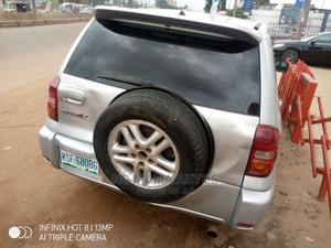 Toyota RAV4 2005 Silver | Cars for sale in Lagos State, Agege