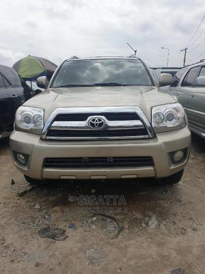 Toyota 4-Runner 2008 Limited Gold   Cars for sale in Lagos State, Amuwo-Odofin