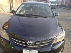 Toyota Corolla 2012 Black   Cars for sale in Lagos State, Ipaja