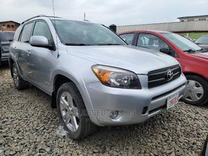 Toyota RAV4 2006 Silver | Cars for sale in Lagos State, Ogba