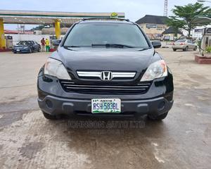 Honda CR-V 2008 2.0i Executive Automatic Black | Cars for sale in Abuja (FCT) State, Gwarinpa