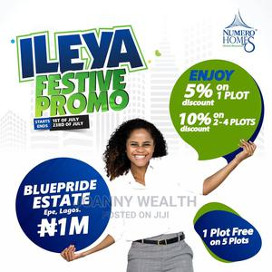 Bluepride Estate | Land & Plots For Sale for sale in Lagos State, Epe