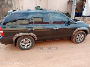 Acura MDX 2003 3.5L 4x4 Black | Cars for sale in Delta State, Oshimili South