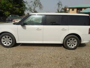 Ford Flex 2010 Limited White | Cars for sale in Abuja (FCT) State, Lugbe District