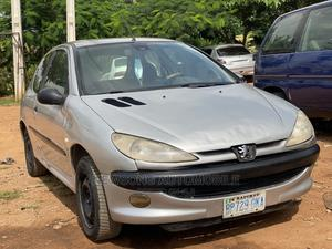 Peugeot 206 2004 CC Automatic Silver   Cars for sale in Abuja (FCT) State, Gwarinpa