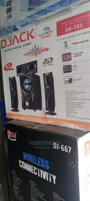Djack Home Theater   Audio & Music Equipment for sale in Lagos State, Maryland