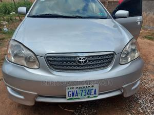 Toyota Corolla 2006 S Gray | Cars for sale in Abuja (FCT) State, Central Business Dis